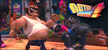 Action Henk Cover Image