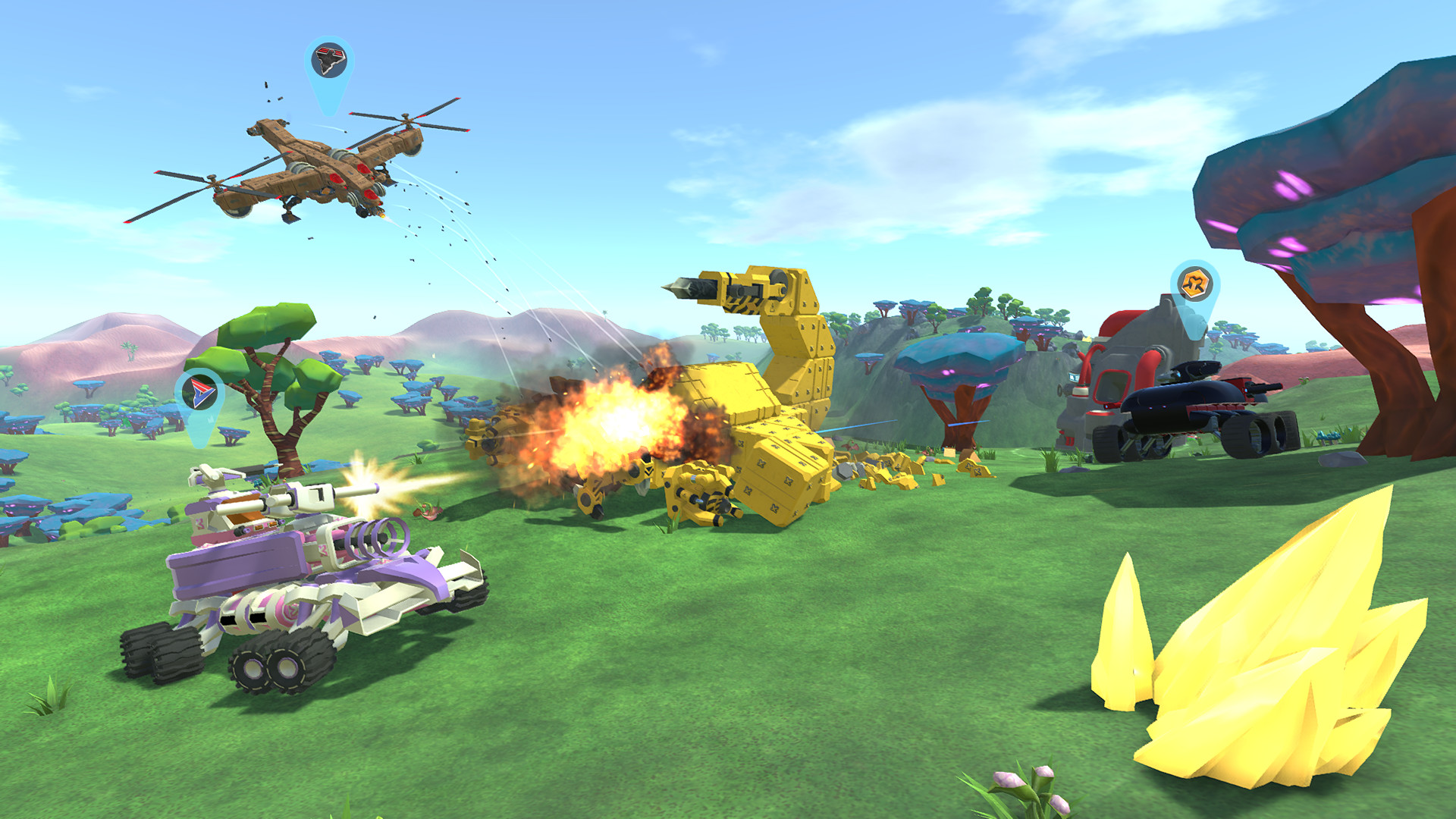 TerraTech Download For Mac