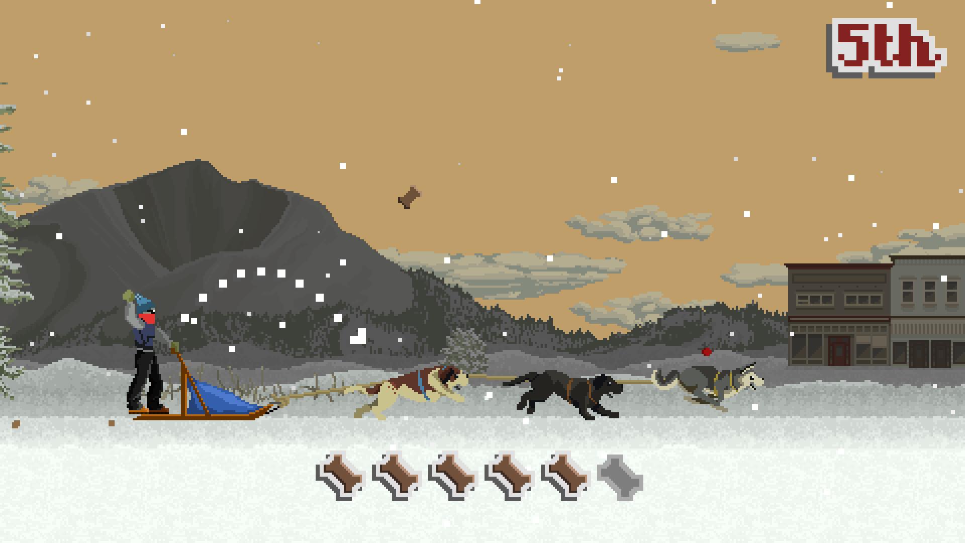 Dog Sled Saga On Steam