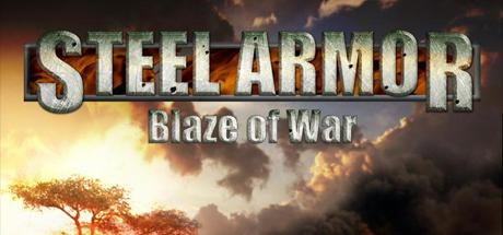 Steel Armor: Blaze of War Cover Image
