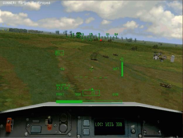Gunship! screenshot 2