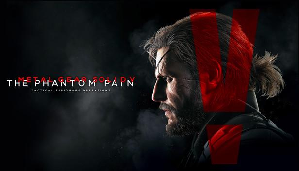 METAL GEAR SOLID V: THE PHANTOM PAIN on Steam