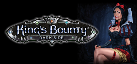 King's Bounty: Dark Side Cover Image