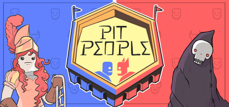 Pit People® Cover Image