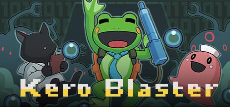 Kero Blaster Cover Image