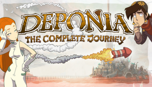 Deponia: The Complete Journey (Free PC Game)