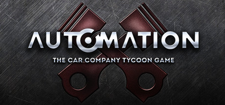 Automation  The Car Company Tycoon Game Capa