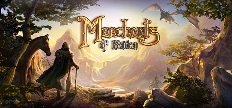 Merchants of Kaidan Cover Image