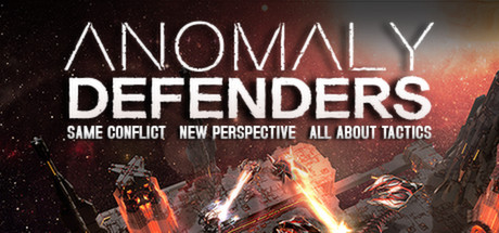 Anomaly Defenders Cover Image