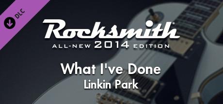 Rocksmith 2014 Linkin Park What I Ve Done On Steam