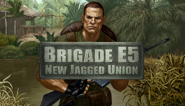 Brigade E5: New Jagged Union on Steam