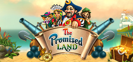The Promised Land Cover Image