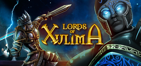 Lords of Xulima Cover Image