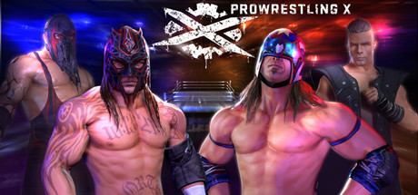 Pro Wrestling X Cover Image