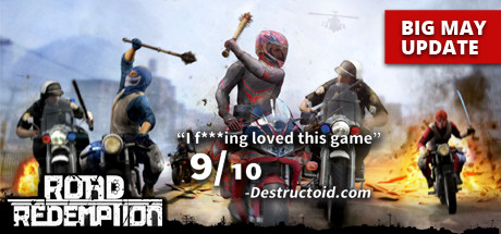 Road Redemption Cover Image