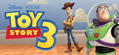 Disney•Pixar Toy Story 3: The Video Game Cover Image