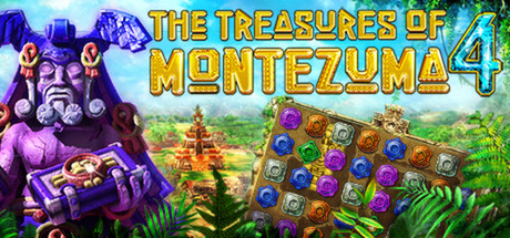 The Treasures of Montezuma 4 Cover Image
