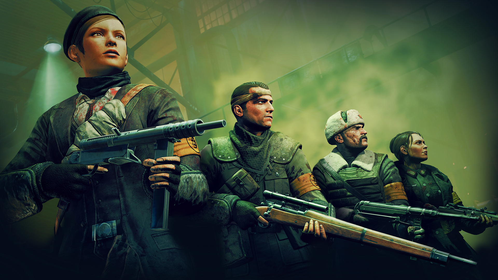 Levels trilogy zombie army Zombie Army