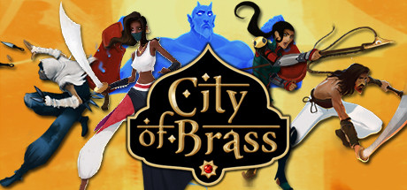City of Brass Cover Image