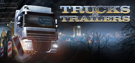 Trucks & Trailers Cover Image