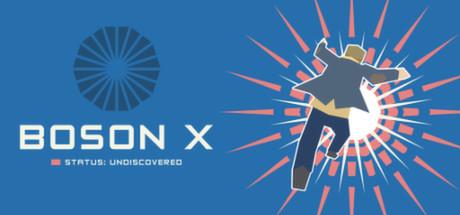 Boson X Cover Image
