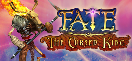 FATE: The Cursed King Cover Image