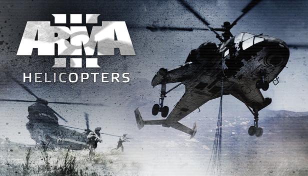 Сэкономьте 66% при покупке Arma 3 Helicopters в Steam