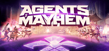 Agents of Mayhem Cover Image
