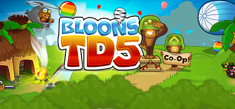 Bloons TD 5 Cover Image