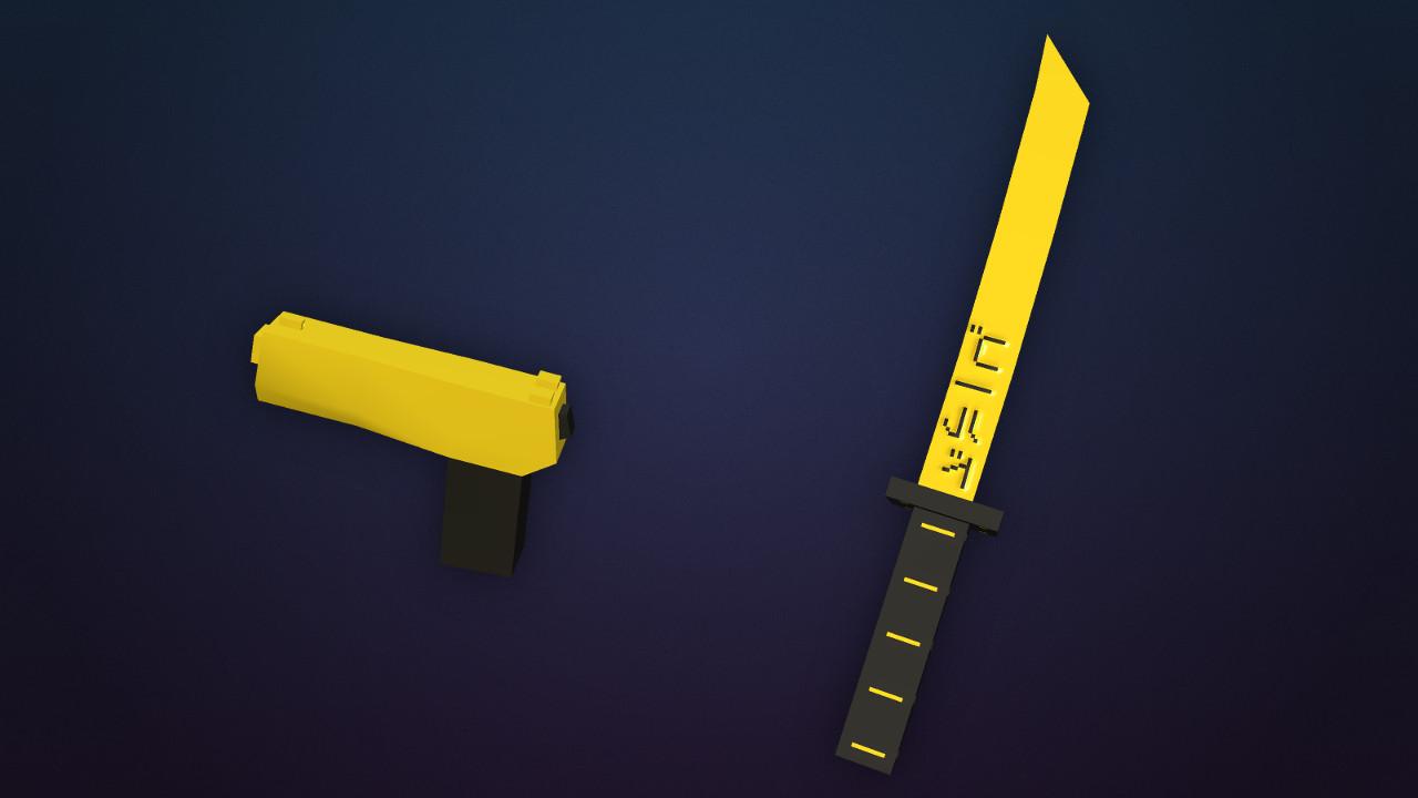 Unturned - Permanent Gold Upgrade