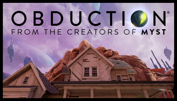 Obduction on Steam