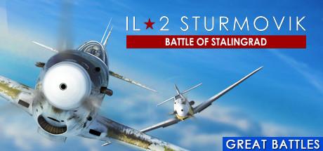 IL-2 Sturmovik: Battle of Stalingrad Cover Image