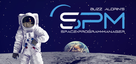 Buzz Aldrin's Space Program Manager Cover Image