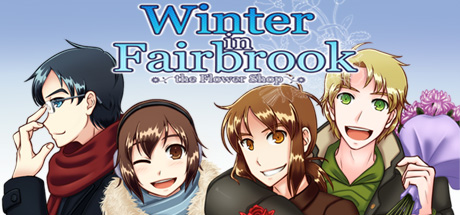 Flower Shop: Winter In Fairbrook Cover Image