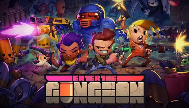 Enter the Gungeon on Steam