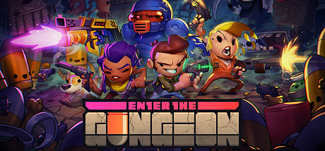 Enter the Gungeon Cover Image