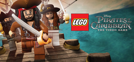 LEGO® Pirates of the Caribbean: The Video Game Cover Image