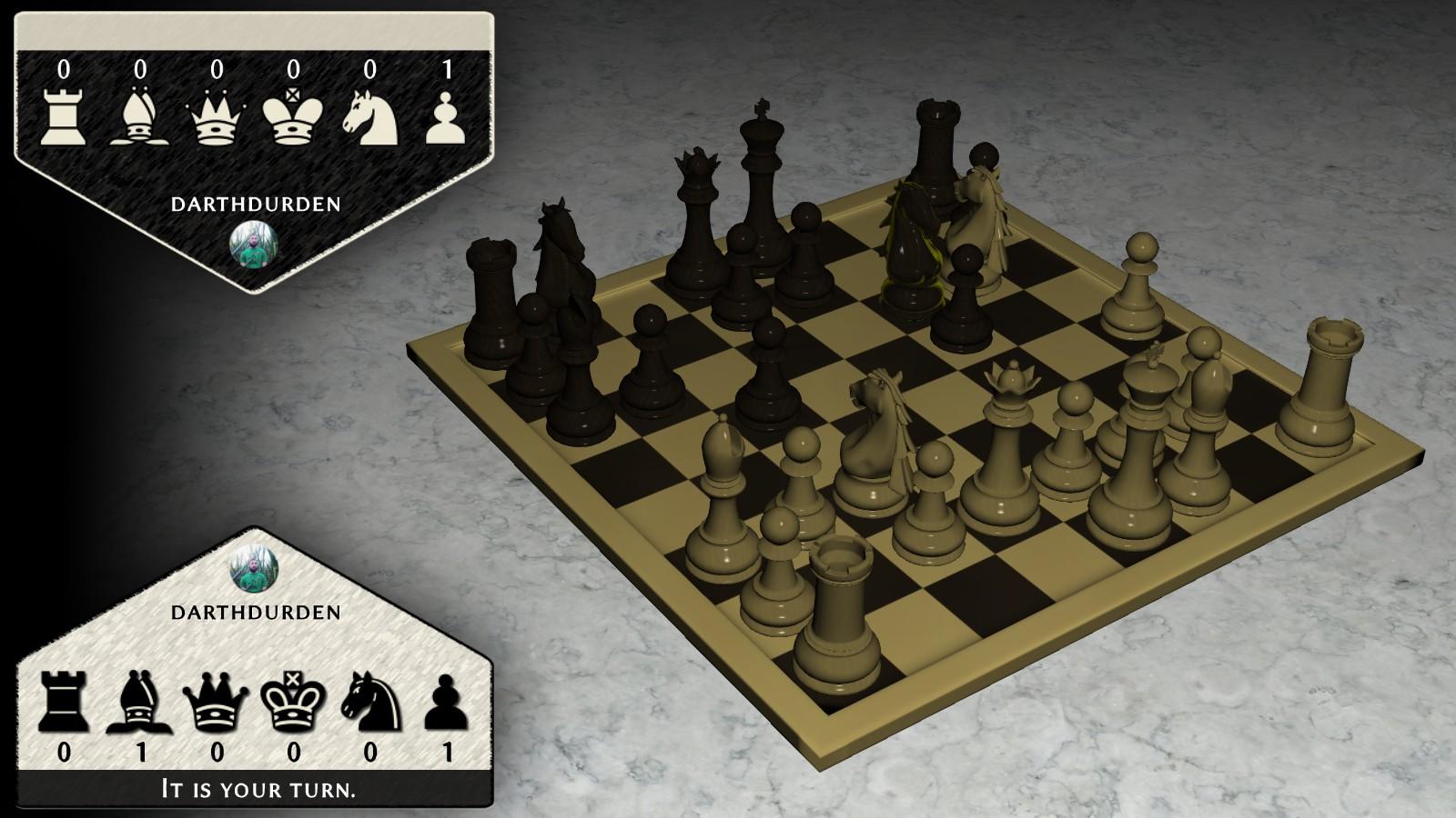Premium chess set