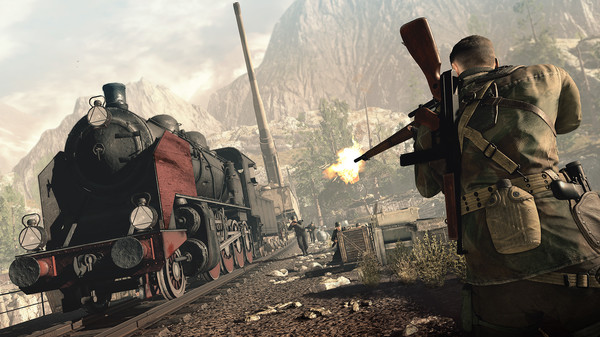 Sniper Elite 4 Free Steam Key 6