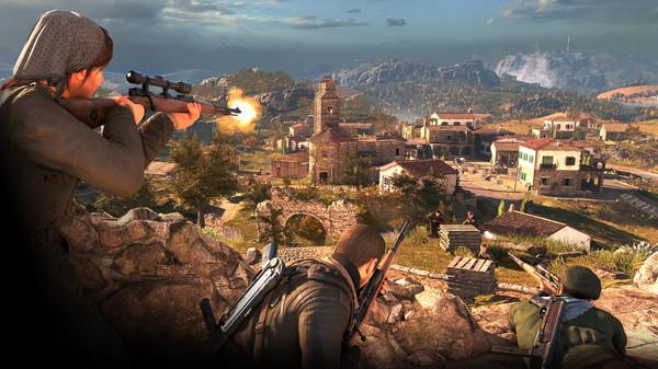 Sniper Elite 4 Free Steam Key 2