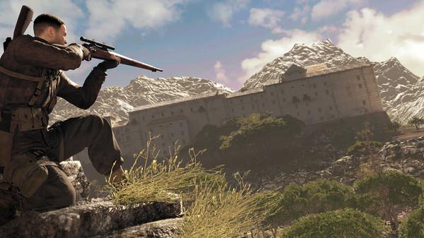 Sniper Elite 4 Free Steam Key 1