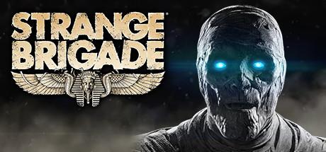 Strange Brigade Cover Image