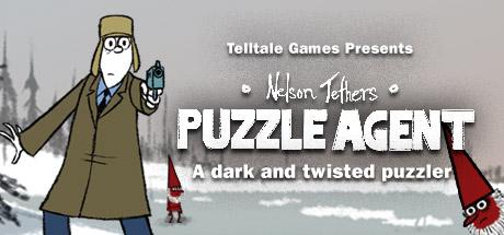 Puzzle Agent logo