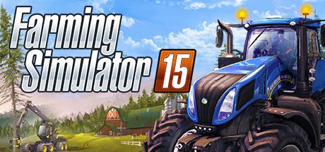 Farming Simulator 15 Cover Image