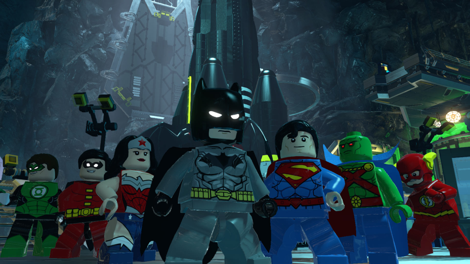 LEGO BATMAN 3 BEYOND GOTHAM PREMIUM EDITION V1.6  FREE DOWNLOAD
