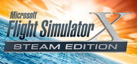 Microsoft Flight Simulator X: Steam Edition Cover Image