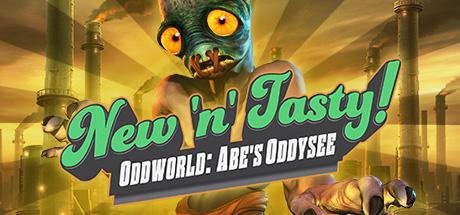 Oddworld: New 'n' Tasty Cover Image