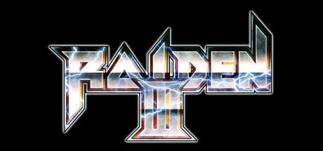 Raiden III Digital Edition Cover Image