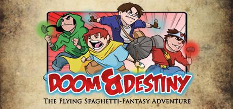 Doom & Destiny Cover Image