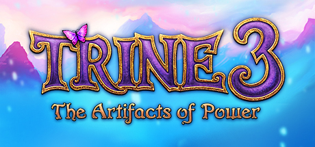 Trine 3: The Artifacts of Power Cover Image